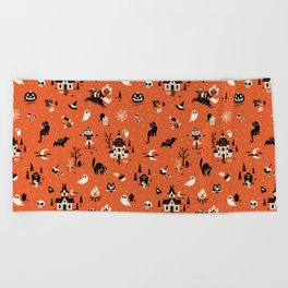 Lil Spookies Beach Towel