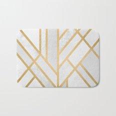 Art Deco Geometry 2 Bath Mat