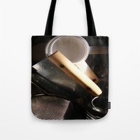 baking Tote Bags featuring Baking by SEB Market