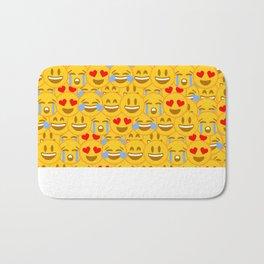 Emojis Bath Mat