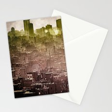 Sunset over Cairo II Stationery Cards