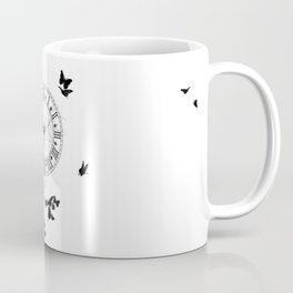 Time flies away Coffee Mug