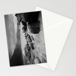 Sand Harbor, Lake Tahoe ... after the storm Stationery Cards