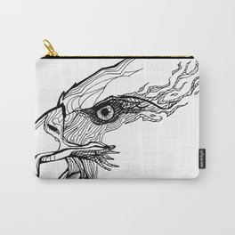 Fiery Freedom Carry-All Pouch