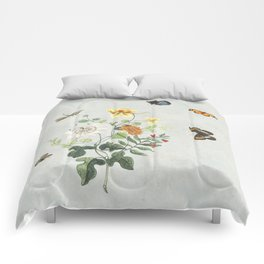 Waiting on Spring Comforters