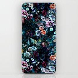Night Garden iPhone Skin