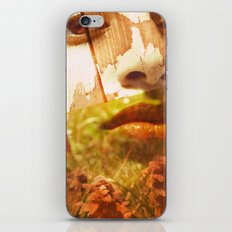 In The Woods They Thrive iPhone & iPod Skin