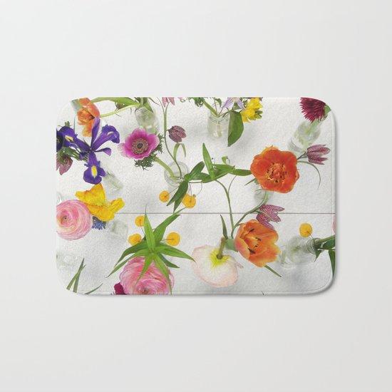 Spring Flowers - JUSTART Bath Mat