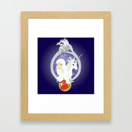 For you are the last Framed Art Print