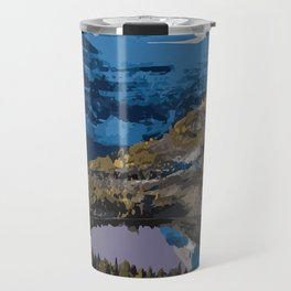 Mt. Assiniboine Provincial Park Travel Mug