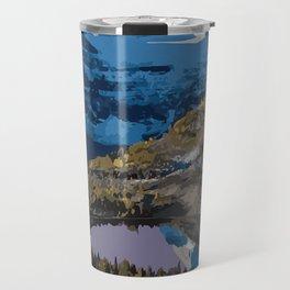 Mt. Assiniboine Provincial Park Travel Mug