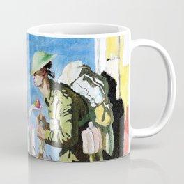 Adam and Eve at Peronne - Sir William Orpen Coffee Mug