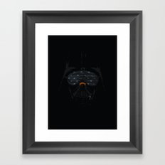 Snore no more Framed Art Print