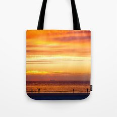 Sunset Now Tote Bag