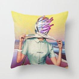 Bay View Throw Pillow