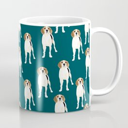 All about Gracie the Tree walker coonhound Coffee Mug