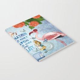 Alice In Wonderland - Imagination Notebook