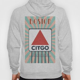 Boston Citgo Sign Hoody