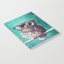 Intellectual Owl Notebook