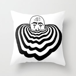 Ripples #1 Throw Pillow