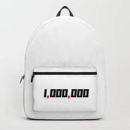 Two Comma Club Comfy Start Entrepreneur Backpack