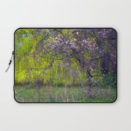 influence: monet Laptop Sleeve