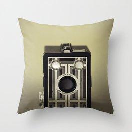 Six 20 Camera Throw Pillow