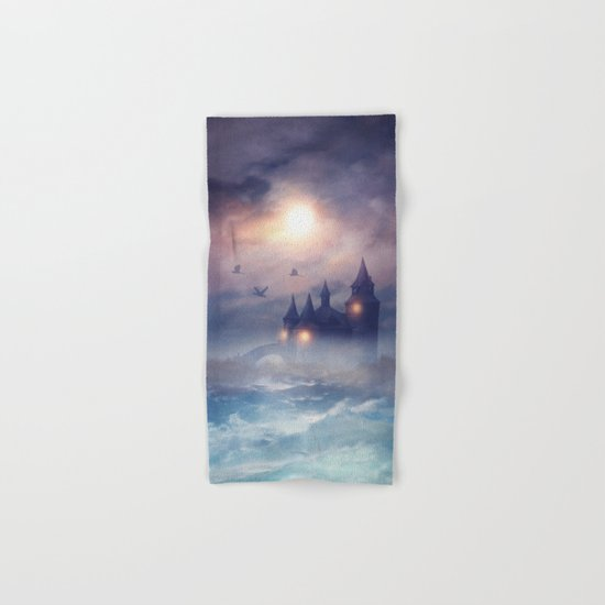 Sunset I C. III Hand & Bath Towel