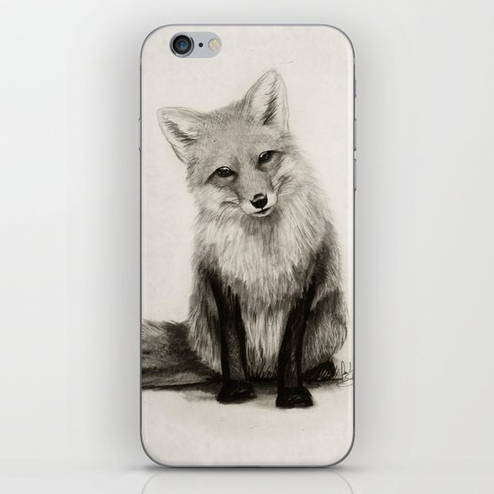 Fox Say What?! iPhone Skin