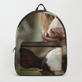 Baby Cow Backpack
