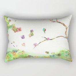 breezy canopy Rectangular Pillow