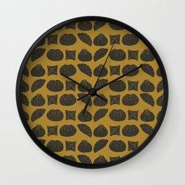 Darling Dumplings 2 Wall Clock