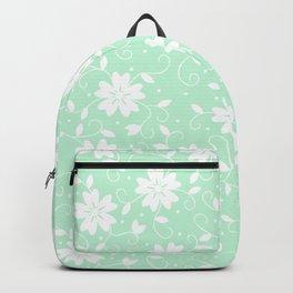 Five Petals Flowers 17 Backpack