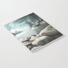 Waterfall on Sora river, Medvode Notebook