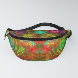 Red Devil Breath Fanny Pack