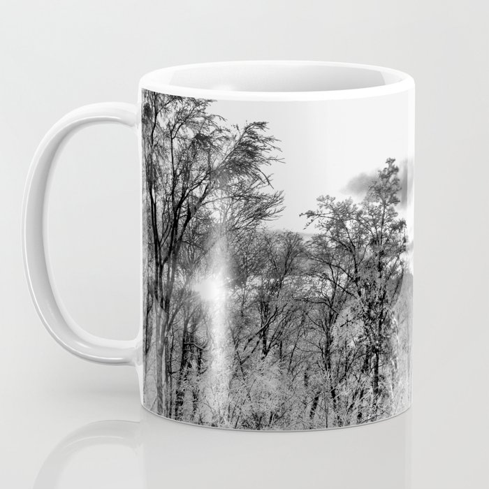 Vermont Winter Landscape Coffee Mug