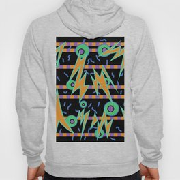 Memphis Group Inspired pattern Hoody