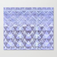 nordic Canvas Prints featuring Nordic Winter by gretzky