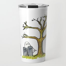 Out by the Yew Tree Travel Mug