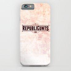 RepubliCunts Slim Case iPhone 6s