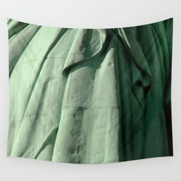 Lady Liberty's Robe #2 Wall Tapestry