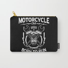 Motorcycle club Carry-All Pouch