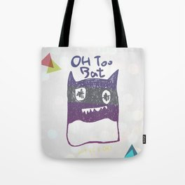 OH TOO BAT-2 Tote Bag