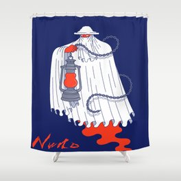Nuno EP Cover Shower Curtain