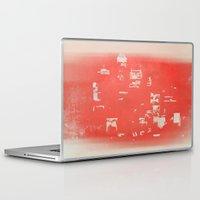 tokyo Laptop & iPad Skins featuring Tokyo by Fernando Vieira