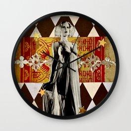 Cosmic Intelligence Wall Clock