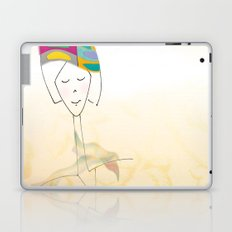 She was known for her interesting hats. Laptop & iPad Skin