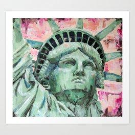 Liberty 1 Art Print