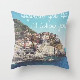 Italia Throw Pillow