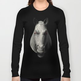 EQVVS (Background option) Long Sleeve T-shirt